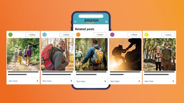 Amazon diventa social con Amazon Posts